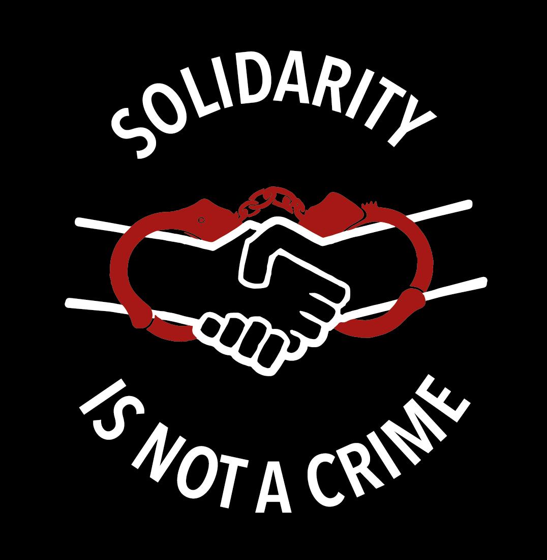 La solidarité n'est pas un crime !